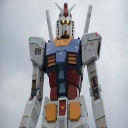 Sabe o que o Japão vai enviar para o espaço nos Jogos Olímpicos? Gundams!