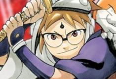 O novo mangá do criador de Naruto