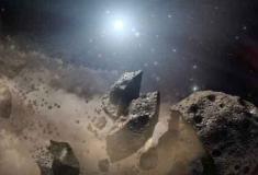 Anãs brancas podem fragmentar planetas em pedaços