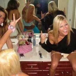 Algumas mulheres mostrando que também são da zoeira