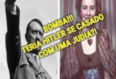 DNA sugere que Hitler teria se casado com uma judia