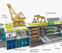 O reator nuclear avançado da ThorCon