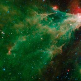 Nebulosas mostram segredos do espaço profundo