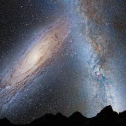 Astrônomos desvendam enigma de misteriosa galáxia 'sem matéria escura'