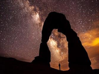 Contemplando as estrelas