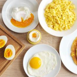 Os beneficios do ovo