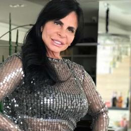 Gretchen faz estreia em novela da Globo