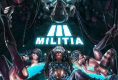 Militia, rock'n'roll e cultura pop em uma só banda!