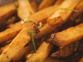 Como fazer a batata frita perfeita