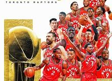 Toronto Raptors bate Golden State Warriors e conquista a NBA