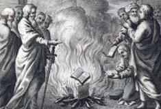 A lista de livros proibidos pela Igreja Católica na Inquisição