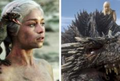 A mudança do elenco de Game of Thrones do 1ª ao último episódio
