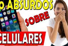 10 curiosidades absurdas sobre os celulares