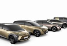 Toyota com plano para veículos elétricos, híbridos e a hidrogênio