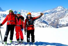 Valle Nevado estreia modalidades de esportes de inverno na temporada