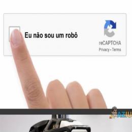 Você é um robô?