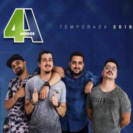 Show de Os 4 Amigos em Campinas!