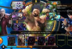 Teppen: Novo jogo mobile da Capcom junta Resident Evil e Street Fighter