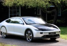 Lightyear One, o carro solar que todos vão desejar