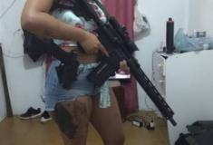 Cantora evangélica que comanda tráfico no Rio é procurada