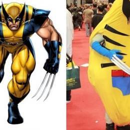 Os 15 cosplays mais engraçados da internet
