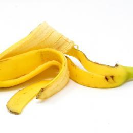 Dez usos surpreendentes para cascas de banana