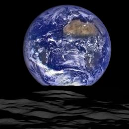 As fantásticas histórias de 10 fotografias da Terra tiradas do espaço