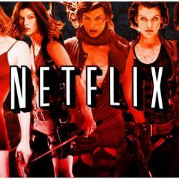 Netflix produzirá série baseada na franquia Resident Evil