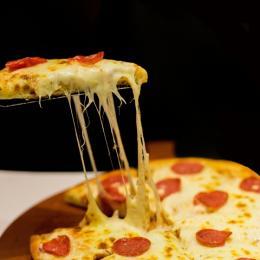 Inspiração: Tudo termina em pizza