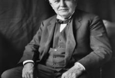 Thomas Edison: a criação da lâmpada