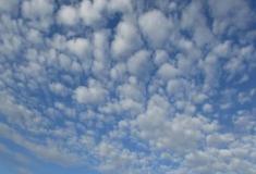Você já se perguntou quanto pesa uma nuvem?