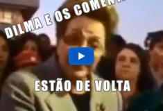 Já estava sentindo falta desses comentários da Dilma