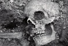 Arqueólogos descobrem na Suécia embarcações vikings usadas em rituais funerários