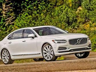 Volvo S90 T8 o mais novo Híbrido do mercado