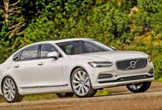 Volvo S90 T8 o mais novo Híbrido do mercado