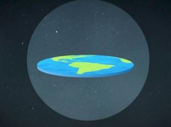 Como o YouTube impulsiona teorias conspiratórias sobre Terra plana