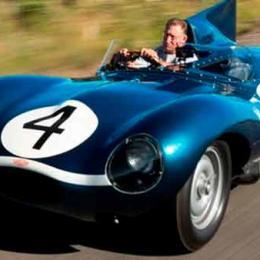 Jaguar recomeça produção do lendário d-type