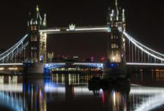 Imagens de Londres a Noite