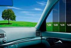 Películas de controle solar reduzem a temperatura no interior de veículos