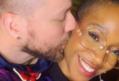 Karol Conka é criticada por namorar rapaz branco