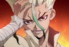 Revelado pôster do anime Dr. Stone que é um dos grandes lançamentos dessa temporada