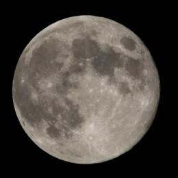 Lua é mais antiga do que se pensava, descobrem cientistas