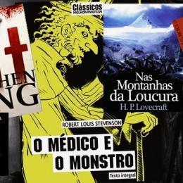 15 livros clássicos do gênero terror