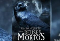 Um Banquete para Deuses Mortos, excelente livro sobre vampiros!