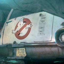 Confira imagens da produção do filme dos Caça-Fantasmas que será lançado em 2020