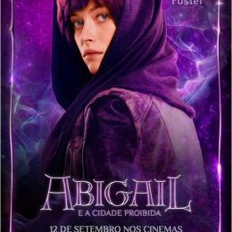 Conheça os personagens de Abigail e a Cidade Proibida