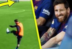 12 coisas impossíveis e atrevidas que só o Lionel Messi consegue fazer