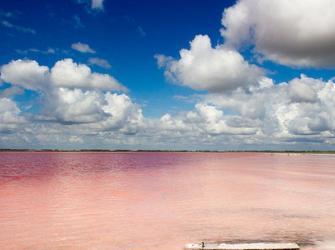 Burlinskoe, o lago rosa da Sibéria de onde ainda se extrai o 'sal dos czares'