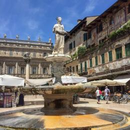 Verona, a cidade de Romeu e Julieta