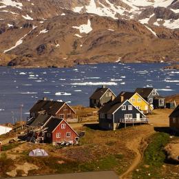 Aumenta a preocupação com o degelo da Gronelandia